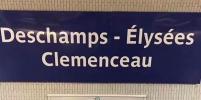 Станции французского метро