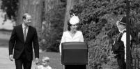 Кейт и Уильям крестили принца Луи: что изменилось в торжественной церемонии