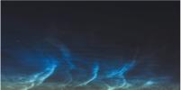 Серебристые облака можно увидеть в Ленобласти до середины августа