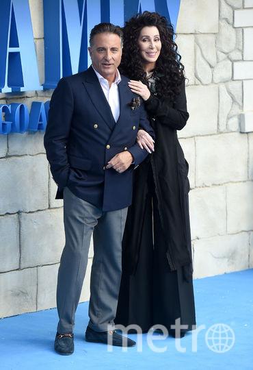 """Лондонская премьера фильма """"Mamma Mia! 2"""". Шер. Фото Getty"""