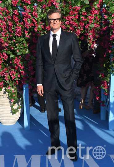 """Лондонская премьера фильма """"Mamma Mia! 2"""". Колин Ферт. Фото Getty"""