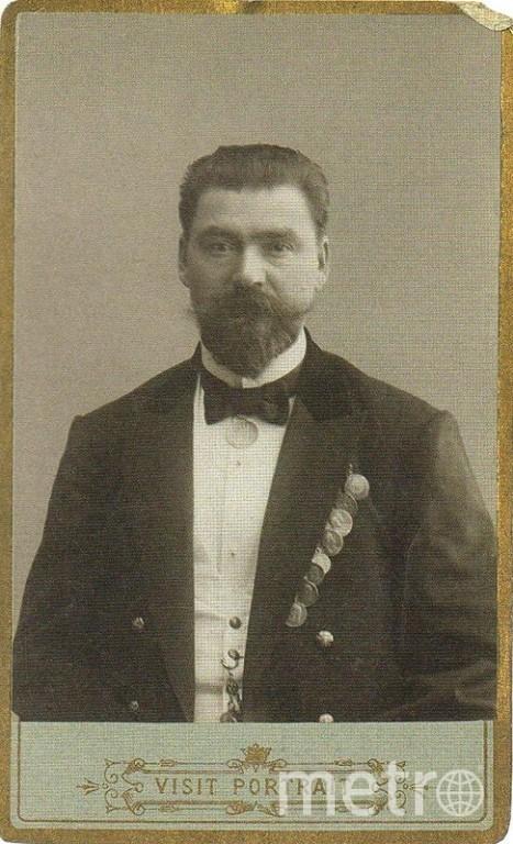 Терентий Чемодуров.