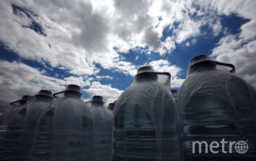 Здесь обеспечены чистой водой только 45% населения. Фото Getty