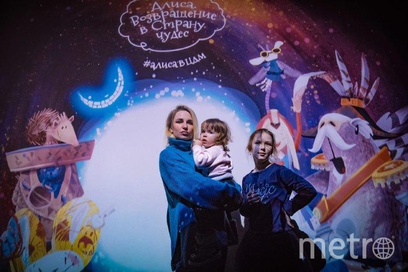 Валерия Гай Германика с дочерьми. Фото Личный архив