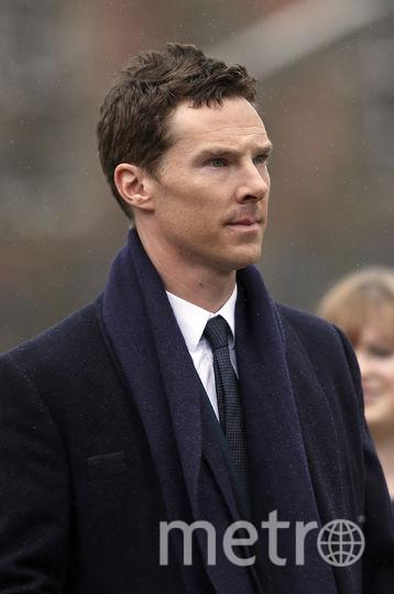 Британский актёр Бенедикт Камбербэтч. Фото Getty
