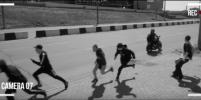 Челябинская библиотека удивила роликом в жанре боевик
