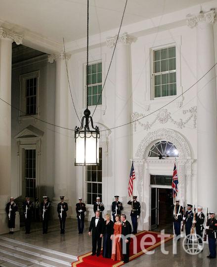 Прием в Белом доме в 2005 году. Фото Getty