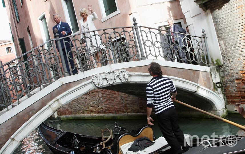 В Венеции, 2009. Фото Getty