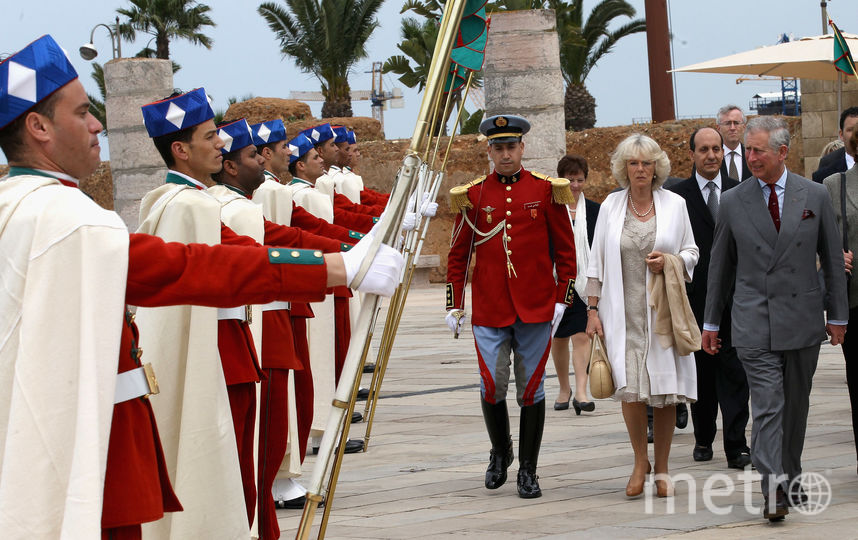 Визит в Марокко, 2012. Фото Getty