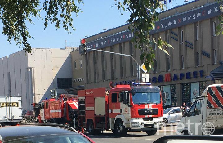 По факту гибели рабочих при взрыве баллона с пропаном в Петербурге возбудили дело