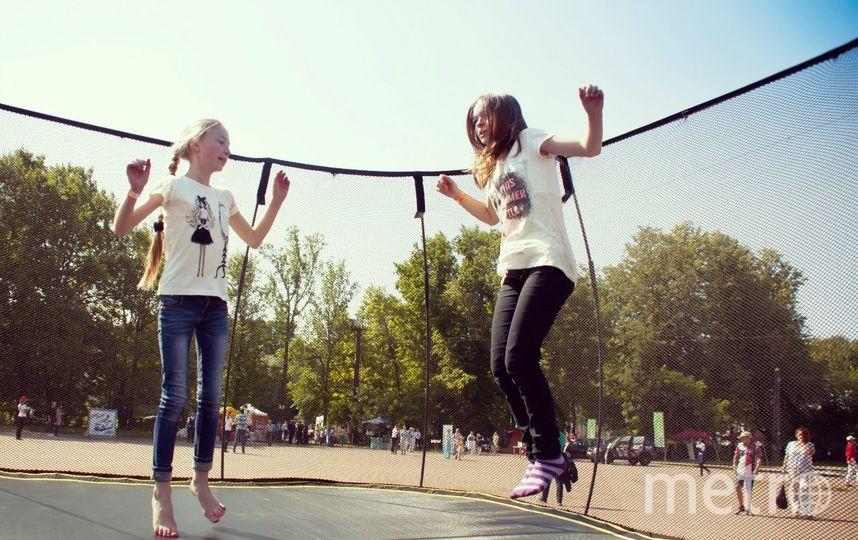 """Пока дети будут развлекаться, родители смогут узнать массу всего интересного и полезного. Фото """"Metro"""""""