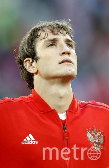 Футболист сборной России Марио Фернандес. Фото Getty
