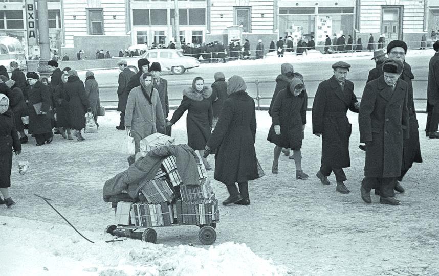 Архив. Фото Предоставлено Центром фотографии имени братьев Люмьер