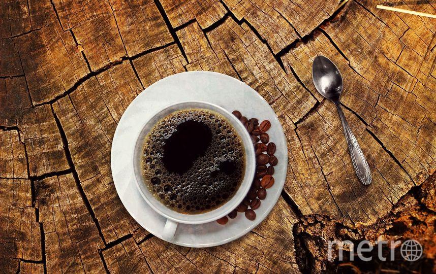Испытуемые сами предположили, что запах напитка якобы повышает производительность и энергичность. Фото Pixabay