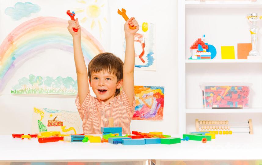 В настоящее время в Мурино строятся ещё 9 детских садов.