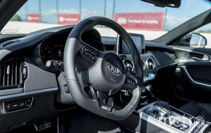 Автомобиль Kia. Фото Getty