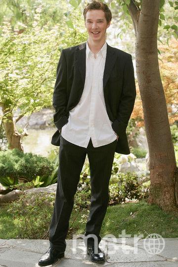 2004 год: Камбербэтчу 28 лет. Фото Getty