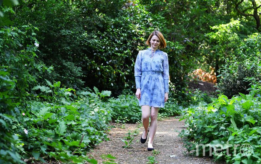 Первое фото Юлии Скрипаль после отравления. Фото Getty