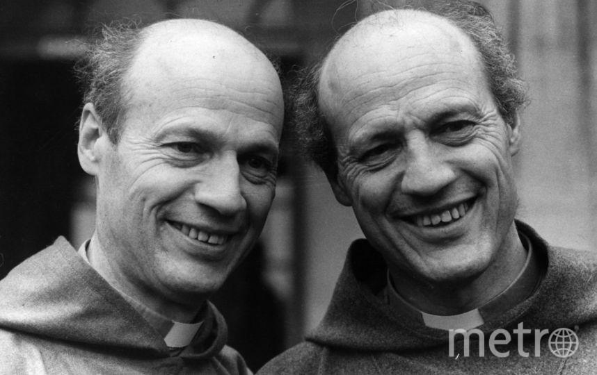 Епископы Питер Болл и Майкл Болл. Фото Getty