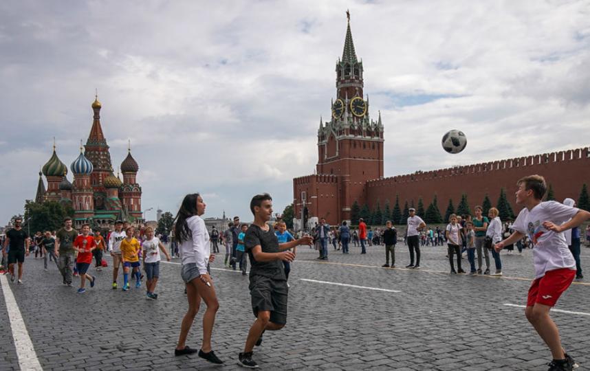 Чемпионат мира обошелся нашей стране в 683 млрд рублей. Фото Getty