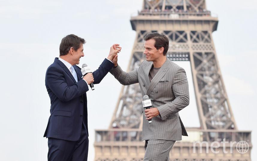 На прошлой неделе в Париже состоялась мировая премьера шестой части шпионской саги с Томом Крузом. Фото Предоставлено организаторами