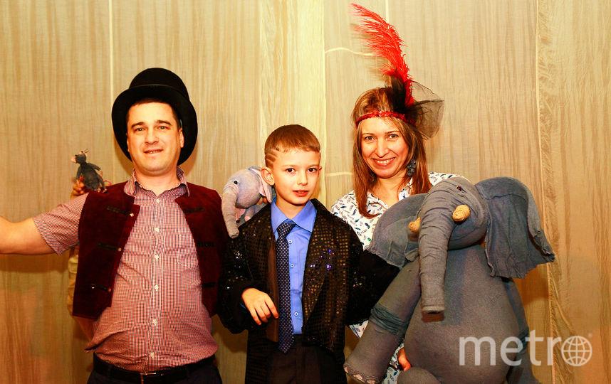 "Фото семьи Липкович. Фото ""Metro"""