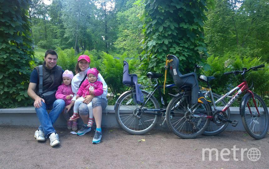 """Фото семьи Рябовых. Фото """"Metro"""""""