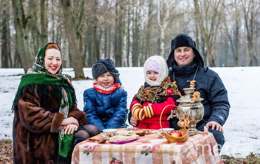 """Фото семьи УСО-КИЛО-НЕКРАСОВЫХ. Фото """"Metro"""""""
