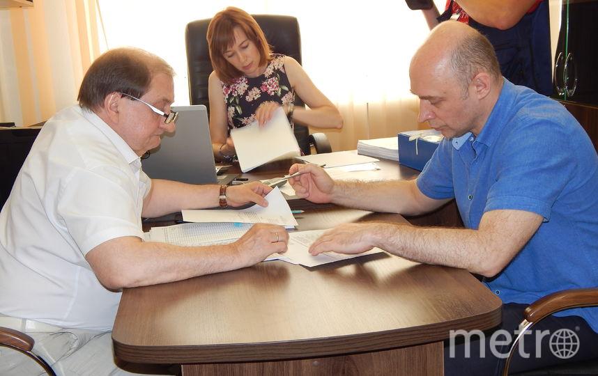 Кубанов иМихайлов— новые претенденты навыборы руководителя региона