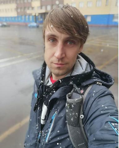 В Норильске выпал снег. Фото Instagram/sergei_chernyaschuk