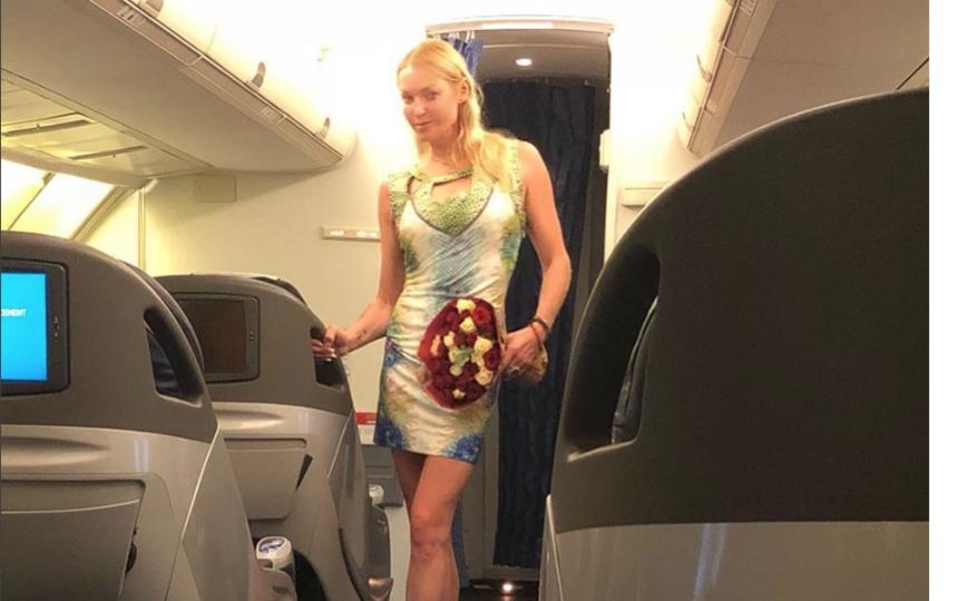Волочкова отдыхает в турции. Фото instagram.com/volochkova_art