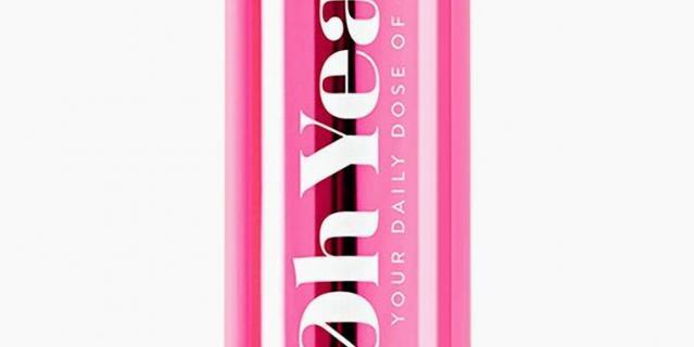 2. Цветной бальзам для губ с SPF15 Oh Yeahh! pink.