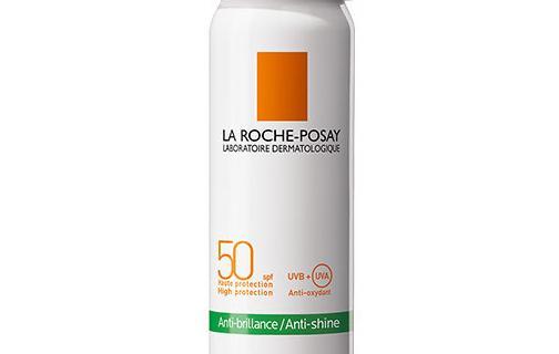 5. Спрей-вуаль для лица La Roche-Posay Anthelios SPF50.