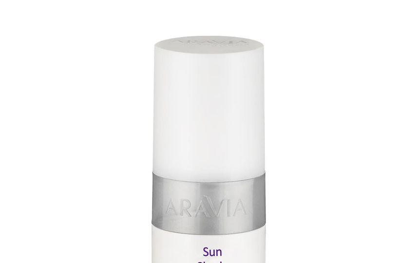 9. Флюид увлажняющий солнцезащитный SPF40 Sun Shade Aravia Professional. Фото Предоставлено организаторами