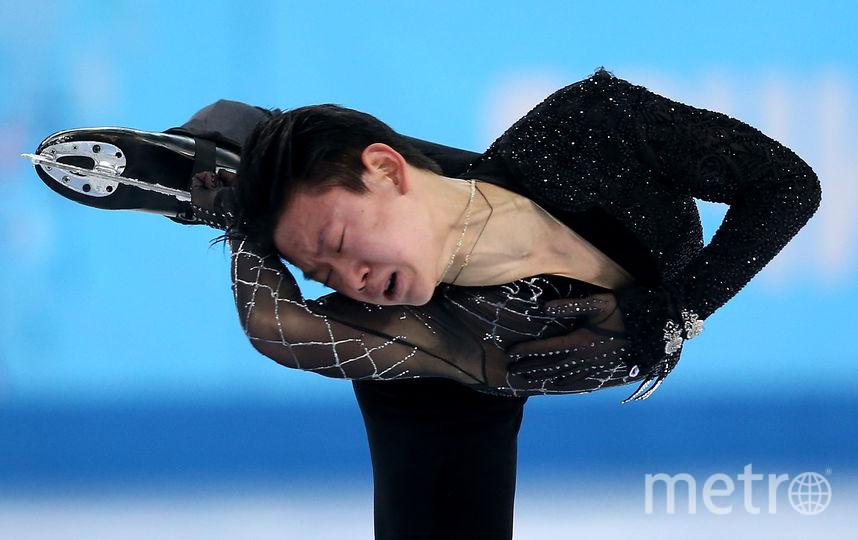 Денис Тен. Фото Getty