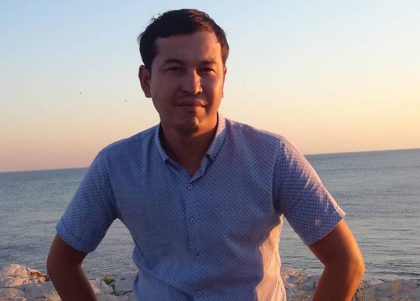 Данияр Алимбаев, фотоархив. Фото скриншот www.instagram.com/donyaa_86