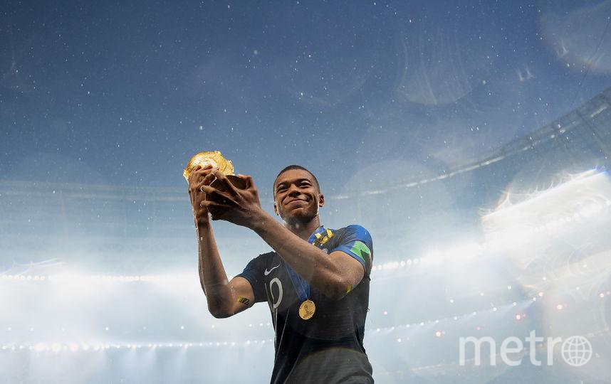 Нападающий сборной Франции Килиан Мбаппе – главное открытие турнира. Фото Getty
