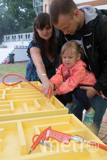 """Metro Family Day в Петербурге. Фото Святослав Акимов., """"Metro"""""""