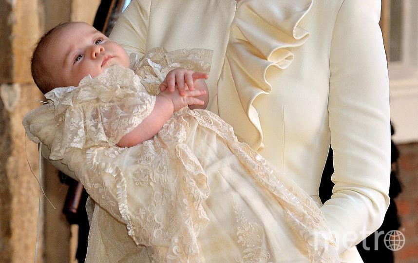 Принц Джордж - крестины. Фото Getty