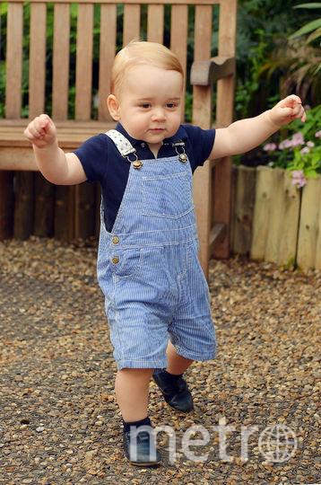 Принц Джордж. 1 год. Фото Getty
