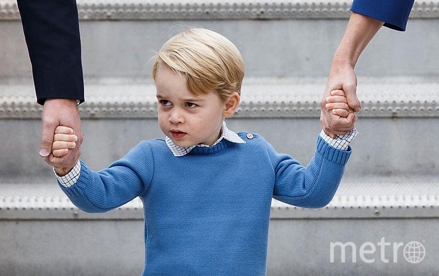 Принц Джордж. 2016 год. Фото Getty