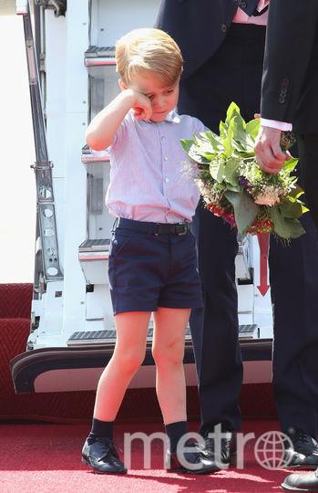 Принц Джордж. 2017 год. Фото Getty