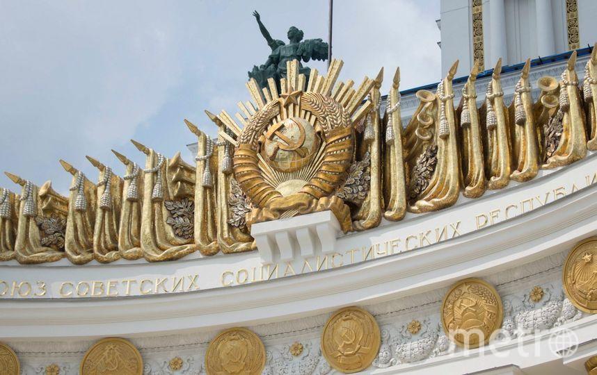 Как изменилась ВДНХ после очередного этапа реставрации. Фото mos.ru