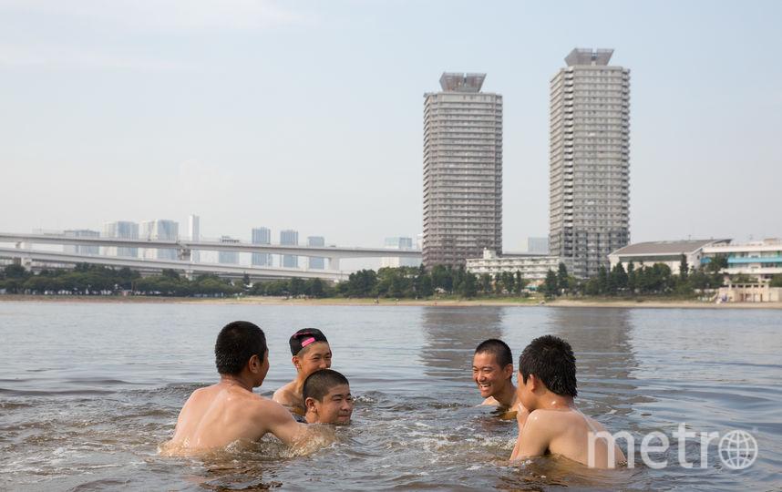 Рекордная жара в Японии. Фото Getty