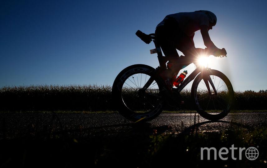 Ради своей мечты Зарнецки проехал 700 км на велосипеде. Фото Getty