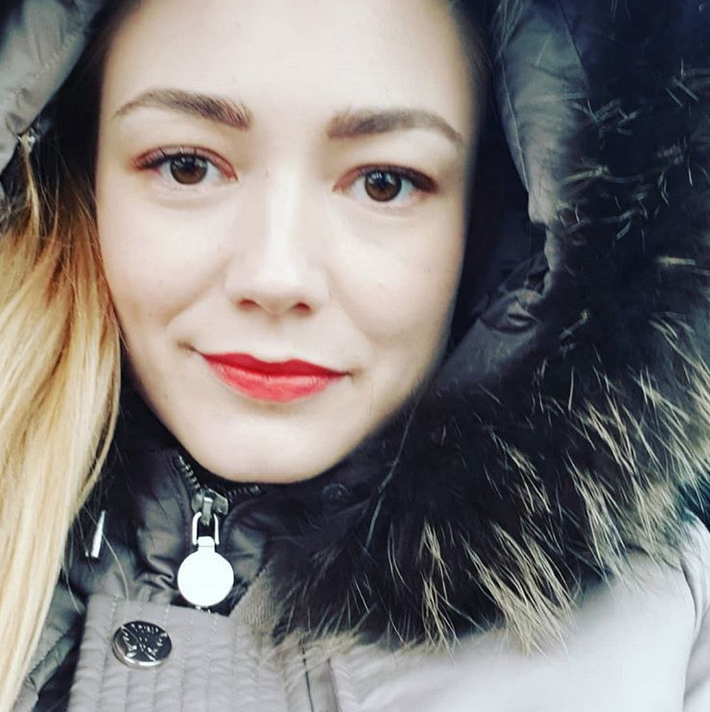 Оксана Акиньшина. Фото Скриншот Instagram: @akinshok2013