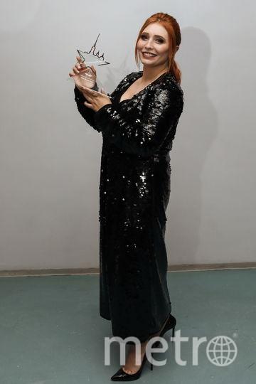 Анастасия Спиридонова, Гран-при фестиваля. Фото Андрей Федечко.