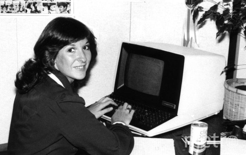 Героиня программы, венчурный капиталист Хайди Ройзен в молодости. Фото ПРЕДОСТАВЛЕНО DISCOVERY CHANNEL