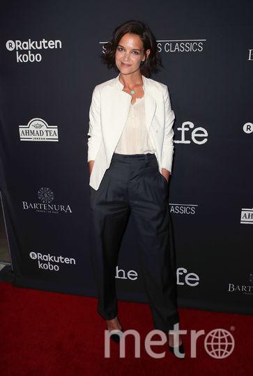 """Премьера фильма """"Жена"""" в Лос-Анджелесе. Кэти Холмс. Фото Getty"""