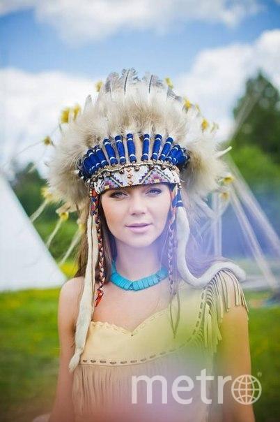 """Индейцев бесплатно пустят в Ботанический сад. Фото предоставлено ранчо """"Белый шиповник"""""""
